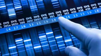 Concept art of gene studies