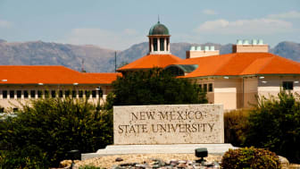 the New Mexico State University (NMSU) campus in Las Cruces