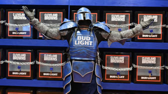 "Bud Light Opens ""B.L. & Brown's Appliance Superstore"" In Cleveland for Two Day Pop-Up on September 3, 2019."