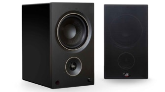 Photo of PSB powered speakers