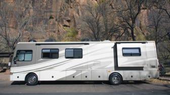 Splurge on a Luxury RV Vacation