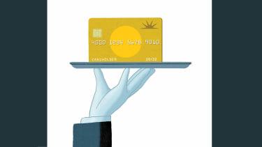 Kiplinger rankings credit cards graphic