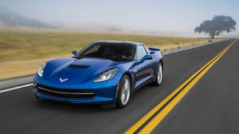 The all-new, seventh-generation 2014 Chevrolet Corvette Stingray.