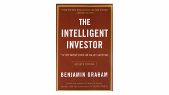 book cover of The Intelligent Investor: The Definitive Book on Value Investing
