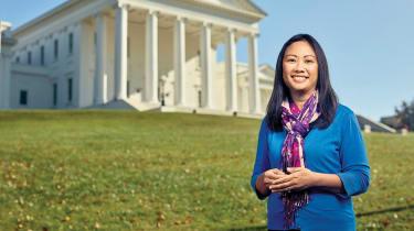 Virginia state legislator Kathy Tran