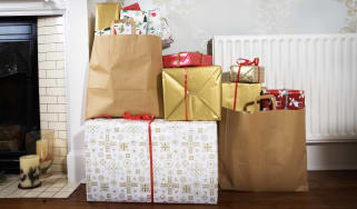 Winter holiday gifts