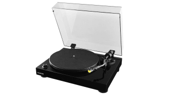 Photograph of Fluance turntable