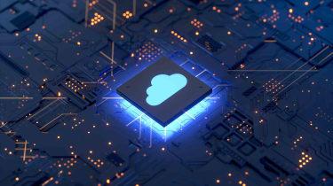 Concept art of cloud stocks