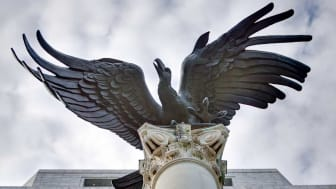 photo of Federal Reserve eagle