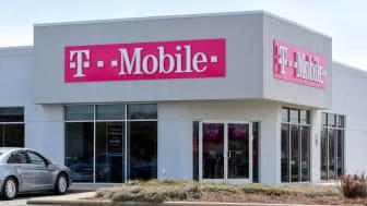 A T-Mobile building