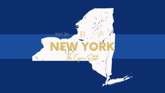 picture of New York with state nickname