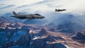 F-35 Fighter Lockheed Martin