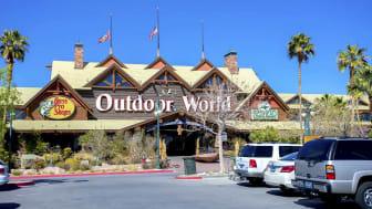 An Outdoor World store