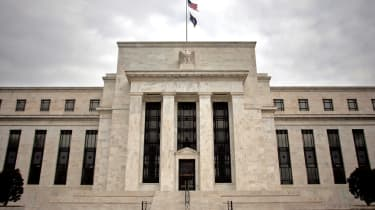 WASHINGTON - JANUARY 22:In an effort to provide some relief to U.S. and international markets, the Federal Reserve Bank cut interest rates January 22, 2008 in Washington, DC. The Fed cut its