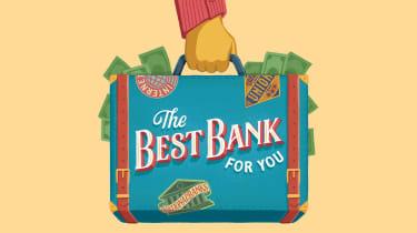 photo illustration of best bank