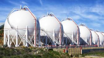 Large gas tanks