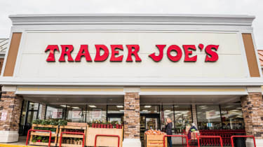 Exterior of a Trader Joe's supermarket