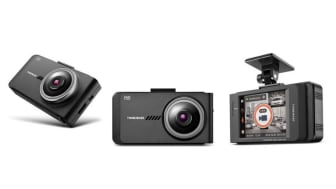 Photograph of Thinkware X700 dashcam