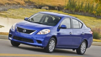 When the second-generation Nissan Versa Sedan was introduced for the 2012 model year, it redefined entry-level car value - combining a sophisticated exterior design, well-appointed interior a