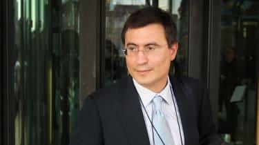TCI Fund Management founder Chris Hohn