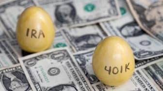 Retirement savings plan options