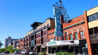 Picture of Fargo movie theater in Fargo, North Dakota
