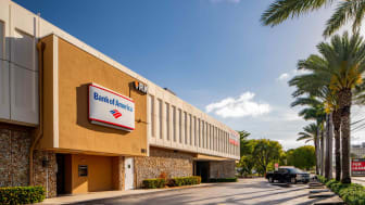 photo of Bank of America branch