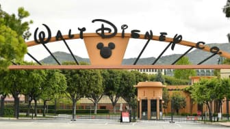 LOS ANGELES, CALIFORNIA - APRIL 08: The Walt Disney Studios halt film and TV production amid Coronavirus on April 08, 2020 in Los Angeles, California. (Photo by Amy Sussman/Getty Images)