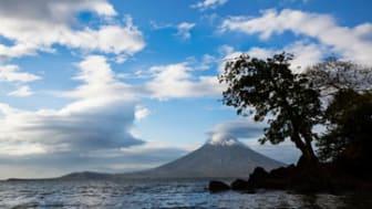 Lake Nicaragua and Isla de Ometepe