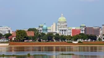Harrisburg panorama