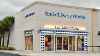 Bath and Body Works storefront