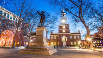 picture of Independence Hall in Philadelphia, Pennsylvania