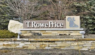 Colorado Springs, Colorado, USA - March 17, 2013: The entrance to the offices of T. Rowe Price in Colorado Springs. Founded in 1937, T. Rowe Price is a major financial advisory firm.
