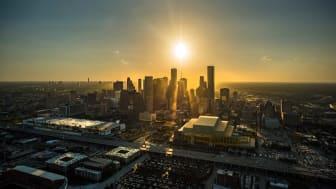photo of Houston, TX skyline