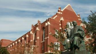 University of Florida Albert Murphree statue