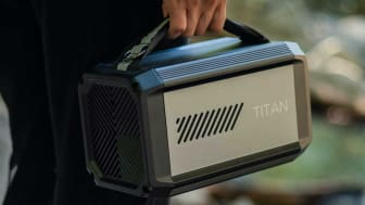 Photo of Raptic Titan XL portable power station