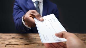 Photo of check