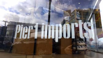 CHICAGO, ILLINOIS - FEBRUARY 18: Merchandise is offered for sale at a Pier 1 imports store that is slated to close on February 18, 2020 in Chicago, Illinois. The struggling retailer announced