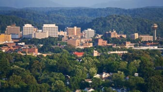 A picture of Knoxville, Tenn.