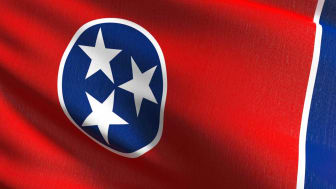 picture of Tennessee flag