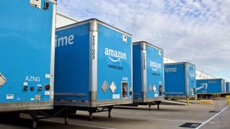 Amazon.com trucks