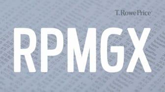 Composite image representing T. Rowe Price's RPMGX fund