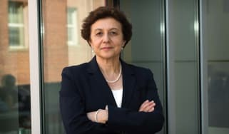Annamaria Lusardi, professor of economics and accountancy at George Washington University