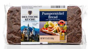Two boxes of German foods