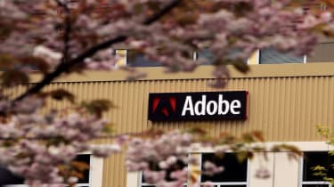 SEATTLE - APRIL 18:Adobe's Freemont offices are seen April 18, 2005 in Seattle, Washington. Adobe Systems Inc., one of the world?s largest providers of document-design software, will acquire
