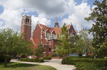 University of Florida Auditorium and Century tower
