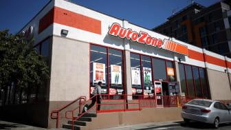 AutoZone storefront