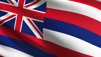 picture of Hawaii flag