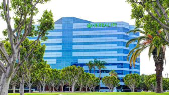 A Herbalife building