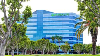 A Herbalife building